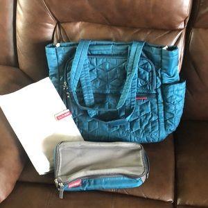 Skiphop diaper bag set